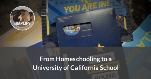 The UC Application