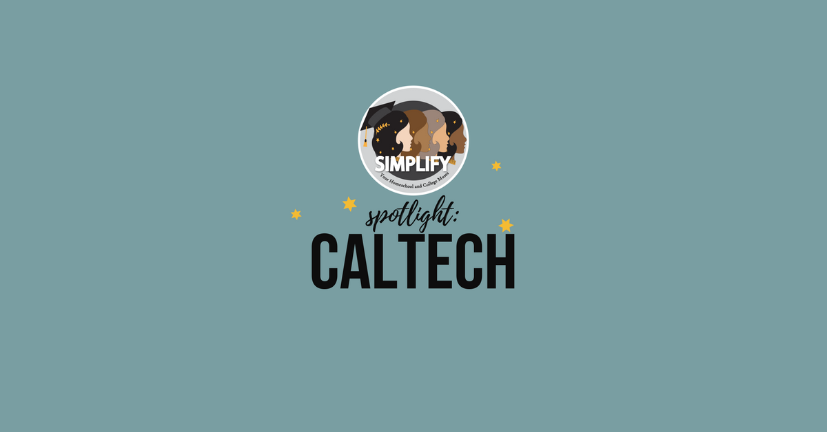 Spotligt on Caltech